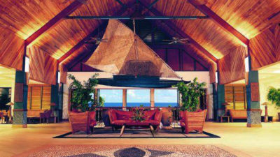Outrigger Resort – Fijian Islands