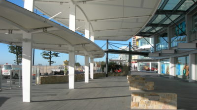 Soul Project – Surfer Paradise Esplanade, Outdoor Dining Precinct and Retail Area